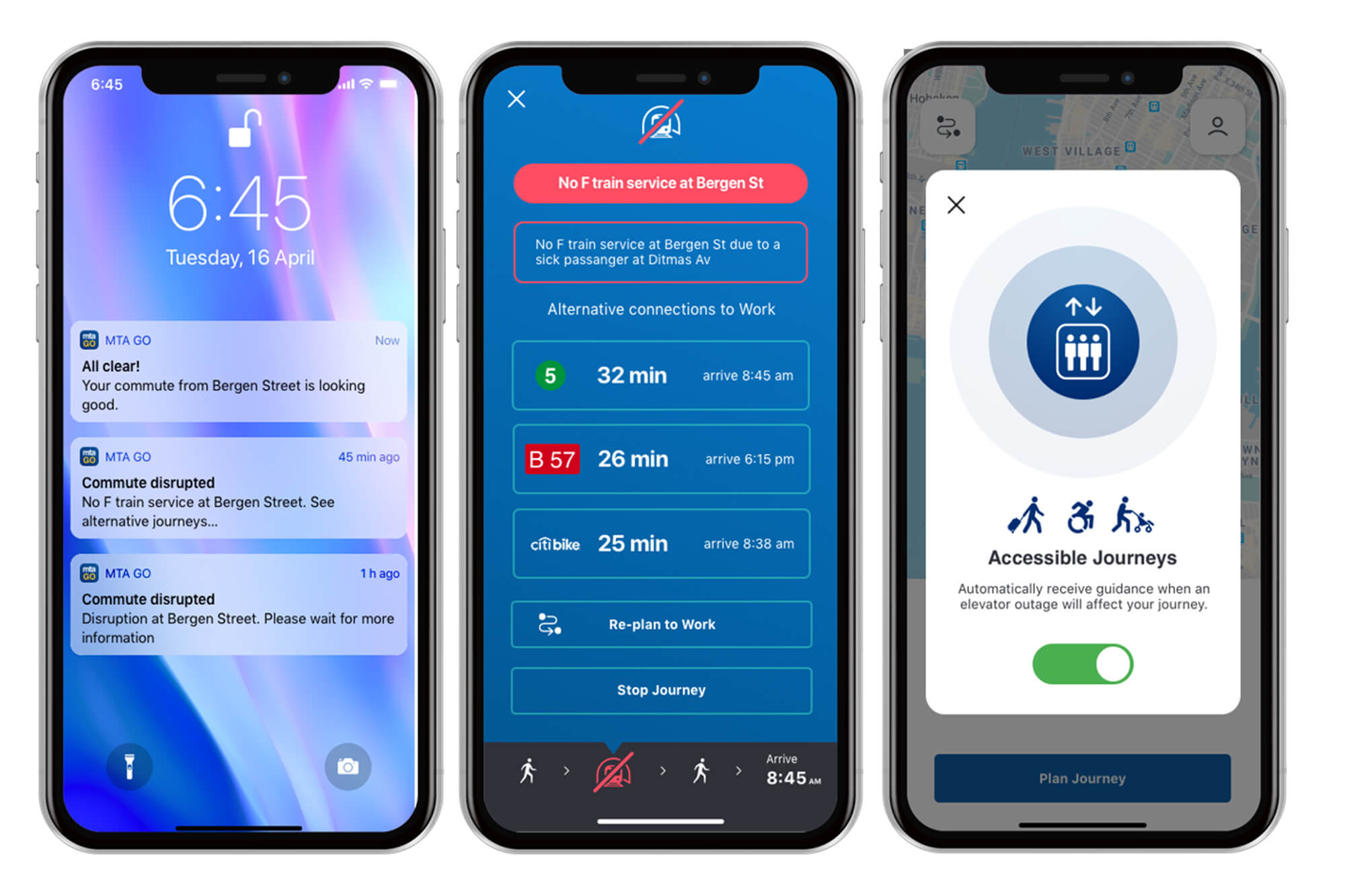 Axon Vibe mobile app