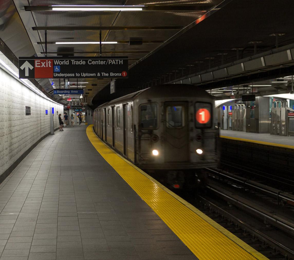 Subway Challenge